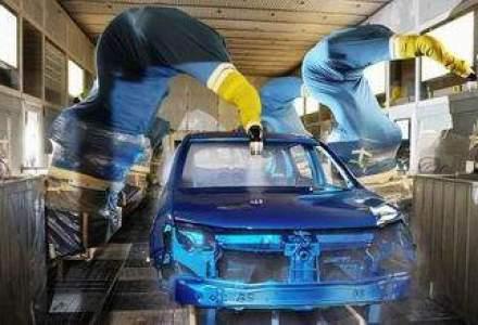 Un drum nou de acces la Uzinele Dacia a fost inaugurat