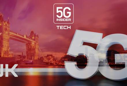 Data oficiala a lansarii 5G in UK