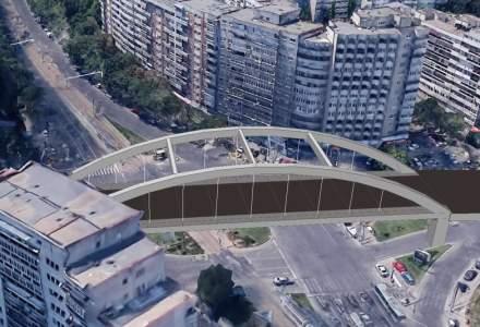 Incep lucrarile la pasajul Doamna Ghica-Colentina: Primaria Capitalei a semnat contractul pentru proiectare si executie