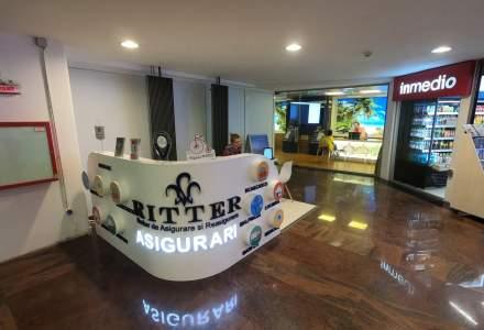 (P) Brokerul de asigurari RITTER deschide un nou concept de agentie in Baneasa Shopping City si ofera asigurari de calatorie gratuite