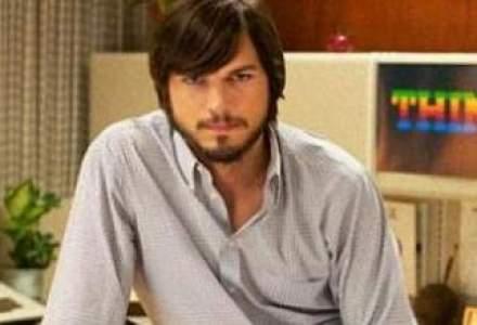 Prima imagine oficiala cu Ashton Kutcher in rolul lui Steve Jobs
