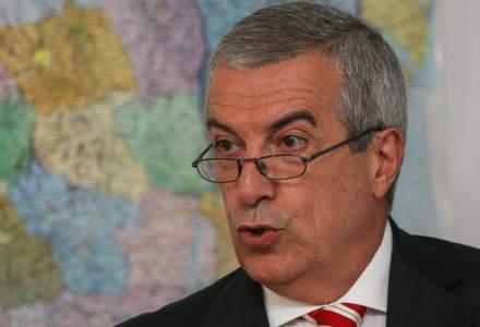 Calin Popescu Tariceanu (ALDE) ii indeamna pe cetateni sa nu ridice buletinele de vot pentru referendum