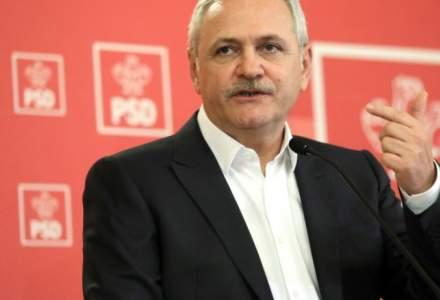 Liviu Dragnea: Iohannis si ai lui fac galagie pentru a acoperi sunetul cresterii economice