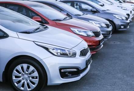 Piata auto din Romania creste, cea europeana scade dupa primele 4 luni
