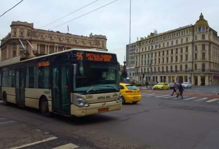 Cum arata mijloacele de transport public din principalele orase din Romania