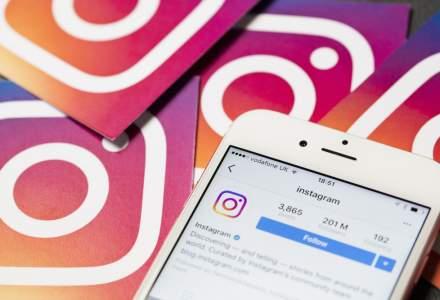 Probleme pentru Instagram: Datele a milioane de influenceri si celebritati, facute publice