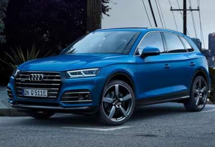 Audi Q5 primeste o noua versiune plug-in hybrid: varianta Q5 55 TFSI e quattro ofera 367 CP si o autonomie in modul electric de peste 40 de kilometri