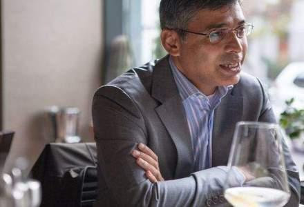 Pranz cu Ahmed Hassan, seful Deloitte: o discutie despre crichet, antreprenori si filme cu manageri consultanti
