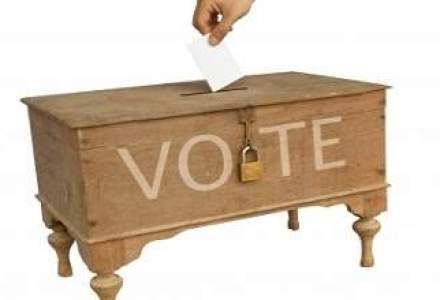BEC: Prezenta la vot, la ora 18.00, a fost de 36,54%