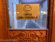 Curtea Constitutionala a...