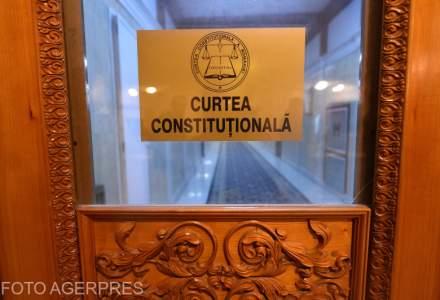 Curtea Constitutionala a amanat dezbaterile pe Codurile penale, termen - 28 mai