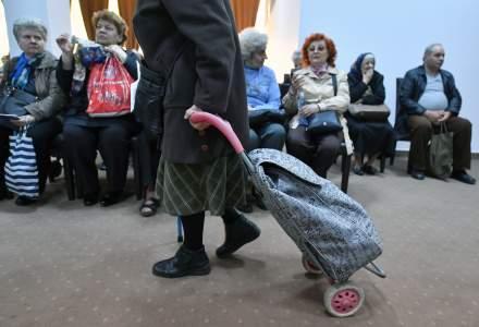Sindicat: Recalcularea celor 5 milioane de pensii, in pericol din cauza lipsei de personal din Ministerul Muncii