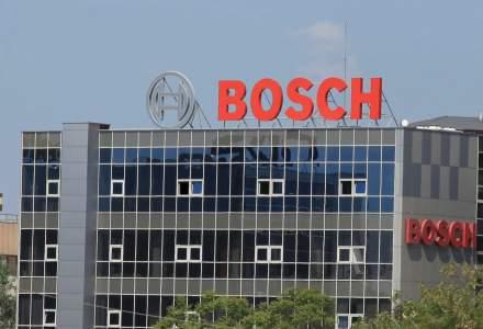 Bosch, vanzari de peste 1,2 MLD. euro in Romania