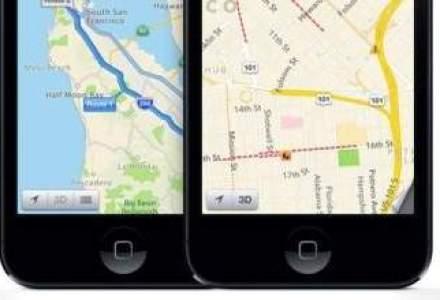 Politia avertizeaza: hartile Apple pot fi periculoase pentru soferi