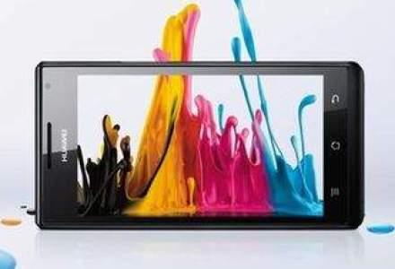 Huawei pregateste un concurent pentru Samsung Galaxy Note 2