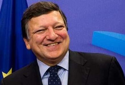 """Barroso: """"Nu vor exista dificultati in colaborarea cu premierul Ponta"""""""