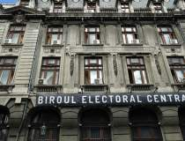 Biroul Electoral Central...