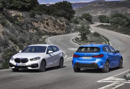 BMW prezinta a treia generatie a modelului Seria 1