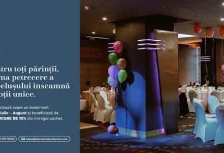 (P) Prima petrecere a copilului tau la Sheraton Bucuresti