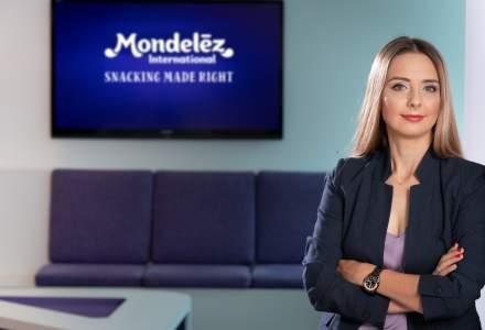 Alexandra Ristariu, numita director general in cadrul Mondelez Romania