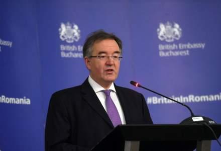 Ambasadorul Marii Britanii, despre alegeri si condamnarea lui Dragnea: Moment exceptional pentru democratia romaneasca
