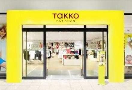 Takko vrea sa deschida 10 magazine in 2013: vizeaza si orasele mici