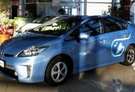 Toyota a lansat in Romania cel mai scump hibrid al sau