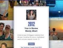 2012 prin ochii Facebook:...