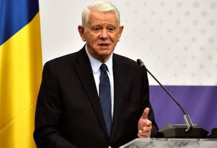 Ministrul de Externe, Teodor Melescanu, sustine prelungirea votului in diaspora