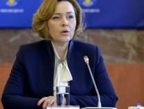Ministrul de Interne Carmen...