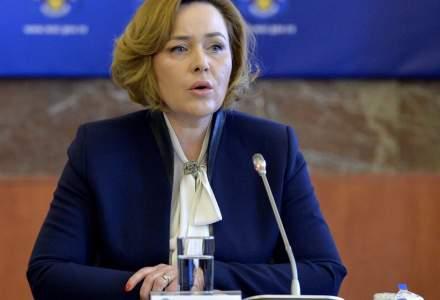 Ministrul de Interne Carmen Dan, audiata de procurorii DNA