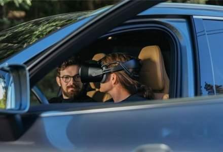 Volvo foloseste realitatea virtuala pentru dezvoltarea viitoarelor modele: investitie in start-up-ul Varjo din Finlanda