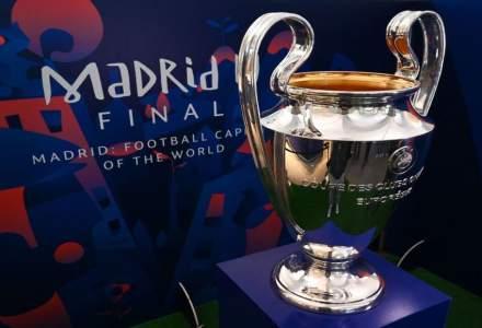 Anglia ramane in Europa: Doua echipe britanice se lupta astazi in finala Ligii Campionilor