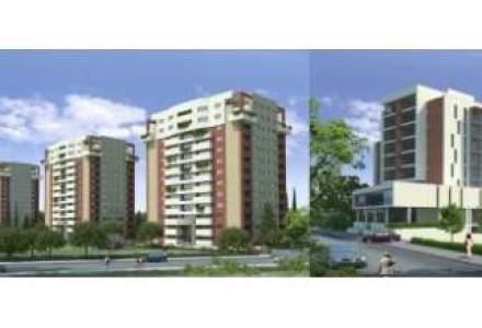 Firma prin care Nanette si un fond al Lehman Brothers vroiau sa construiasca 500 de apartamente in Timisoara, in insolventa