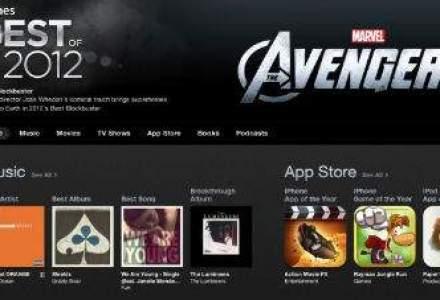 Apple dezvaluie cele mai apreciate aplicatii de pe App Store din 2012