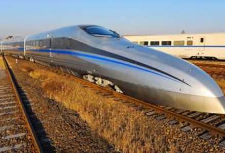Va fi lansata cea mai lunga linie feroviara rapida din lume