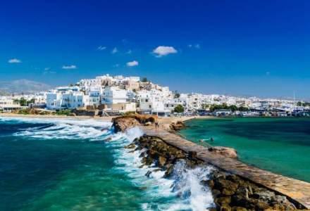 Turismul, principala sursa de venit a Greciei, genereaza peste un sfert din PIB