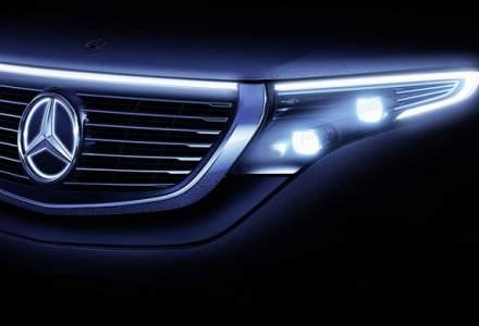 Mercedes-Benz pregateste un sedan electric de clasa mare: EQE va fi lansat pana in 2022 si va avea autonomie de 600 de kilometri