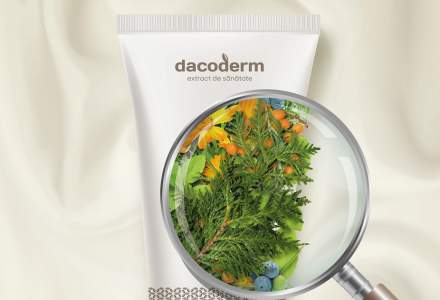 Dacia Plant lanseaza cremele Dacoderm si intra pe piata dermatocosmeticelor