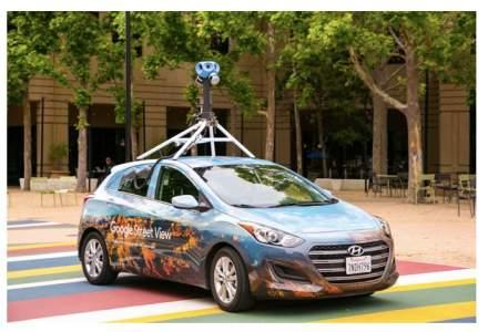 Noile masini Google Street View, in Romania in aceasta vara