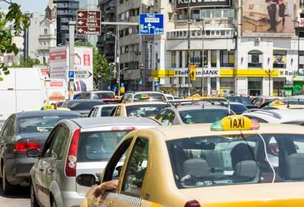 Studiu TomTom: Bucuresti, orasul european cu cel mai aglomerat trafic, unde soferii petrec in plus 30 de minute la orele de varf