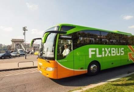 FlixBus Charter a depasit de un milion de pasageri
