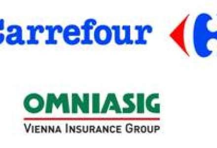 (P) Carrefour impreuna cu Omniasig inaugureaza un nou tip de asigurare ,Express Cassa', pentru asigurarea locuintelor