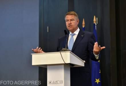 Klaus Iohannis, dupa consultari: trebuie interzisa amnistia si gratierea pentru coruptie si trebuie interzise ordonantele de urgenta in justitie
