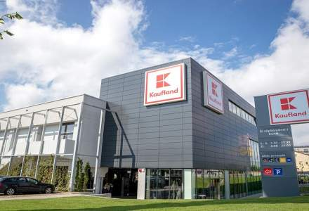 Kaufland deschide primul magazin cu fatada verde