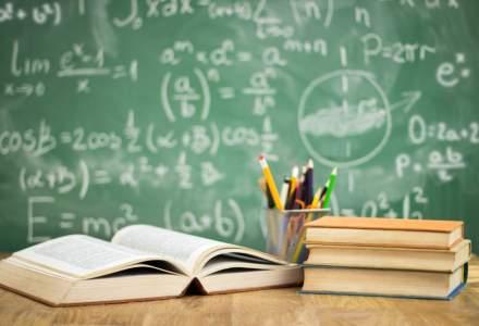 INS: Romanii au cheltuit 10 lei pe luna pe educatie, in 2018