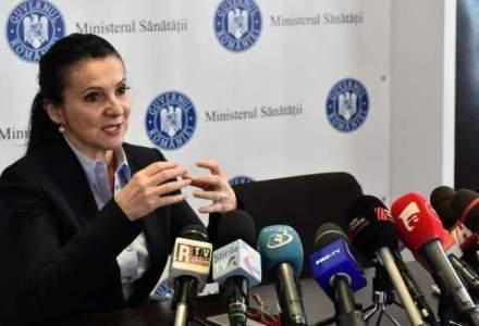 Sorina Pintea despre datele raportului activitatii Agentiei de Transplant: Sa ne spalam rufele in familie