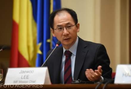 FMI critica Legea pensiilor, crestrea economica pe consum, OUG 114, proiectele pe PPP si lipsa informatizarii ANAF