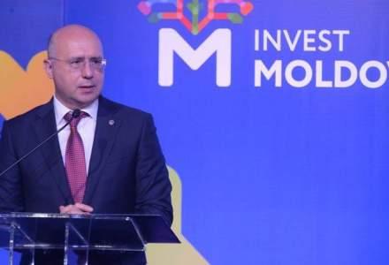 Pavel Filip, presedinte interimar al Rep. Moldova anunta alegeri anticipate pe 6 septembrie