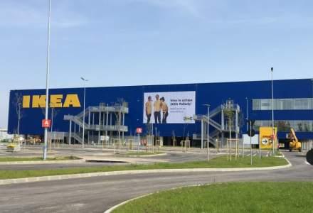 IKEA deschide in Bucuresti cel mai mare magazin din Sud-Estul Europei